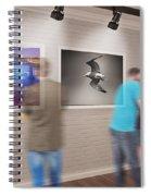 Gallery Spiral Notebook