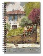 Galline Spiral Notebook