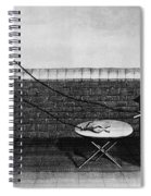 Galvani Galvanism - To License For Professional Use Visit Granger.com Spiral Notebook