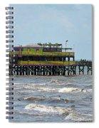 Galveston The Sv Spiral Notebook