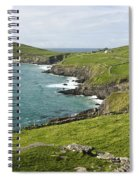 Atlantic Coast Of Ireland Spiral Notebook