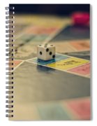 Game On Spiral Notebook