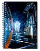 Game Transparent  Spiral Notebook
