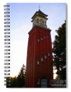 Gananoque Clock Tower Spiral Notebook
