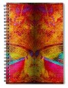 Ganesh Spiral Notebook