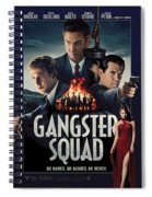 Gangster Squad Spiral Notebook