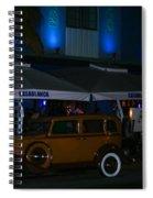 Gangsters At Casablanca Spiral Notebook