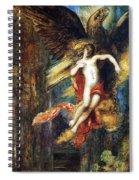 Ganymede Spiral Notebook