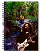 Garcia On Tam 3 Spiral Notebook