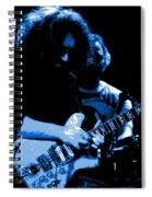 Garcia Rocks Winterland  Spiral Notebook
