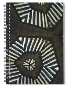 Garden Arbor Ipadography Kaleidoscope Phone Case Spiral Notebook