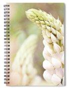 Garden Ballet Spiral Notebook