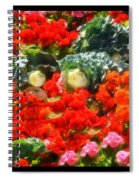 Garden Child Spiral Notebook