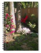 Garden Cleanup Spiral Notebook