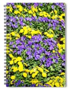 Garden Design Spiral Notebook