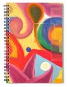 Garden Dreams Spiral Notebook
