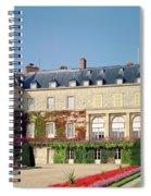Garden Facade Photo Spiral Notebook