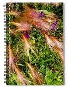 Garden Flair Spiral Notebook