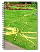 Garden Hosepipes Spiral Notebook