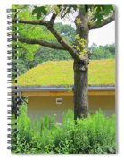 Garden House Spiral Notebook