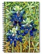 Garden Jewels I Spiral Notebook