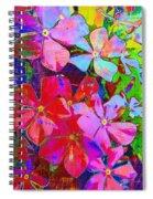 Garden Of Hope 001 Spiral Notebook
