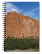 Garden Of The Gods Scene 36 Spiral Notebook