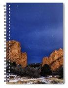Garden Of The Gods Star Storm Spiral Notebook