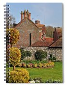 Garden Of Winchester Spiral Notebook