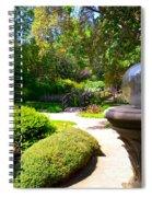 Garden Of Wishes Spiral Notebook
