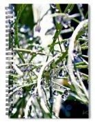 Garden Orbs Spiral Notebook