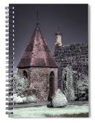 Garden Outbuilding Spiral Notebook