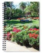 Garden Park Spiral Notebook