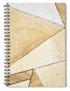 Garden Paving Stones Spiral Notebook