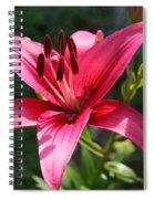 Garden Queen Spiral Notebook