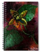 Garden Romance Spiral Notebook