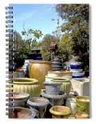 Garden Shoppe 2 At Windmill Farms Spiral Notebook