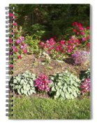 Garden Splender Spiral Notebook