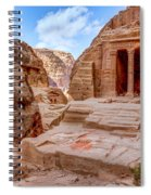Garden Tomb Spiral Notebook