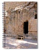 Garden Tomb Spiral Notebook