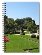Garden Villa Ephrussi Spiral Notebook