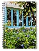 Garden Window Db Spiral Notebook