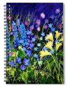 Gardenflowers 563160 Spiral Notebook