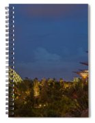 Gardens By The Bay Spiral Notebook