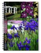 Gardens Of Beauty Spiral Notebook