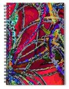 Gardens On Venus Spiral Notebook