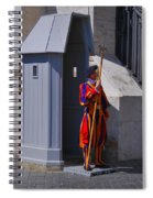 Gardes Suisses Spiral Notebook