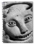 Gargoyle Spiral Notebook