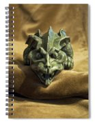 Gargoyle Or Grotesque Spiral Notebook