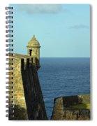 Garita Of San Christobal Spiral Notebook